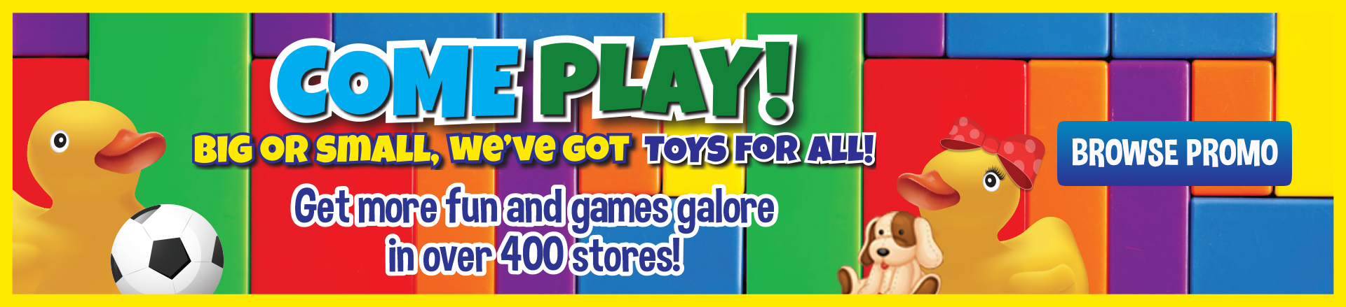The Crazy Store Toys Promo 2021