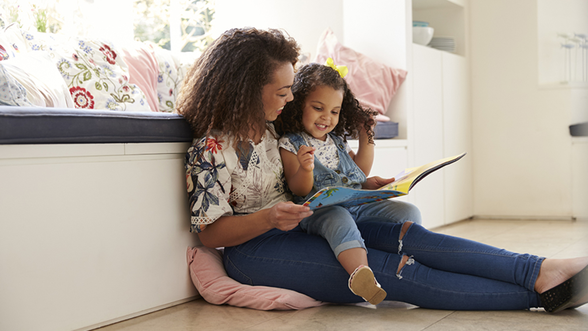 How to make reading time fun again