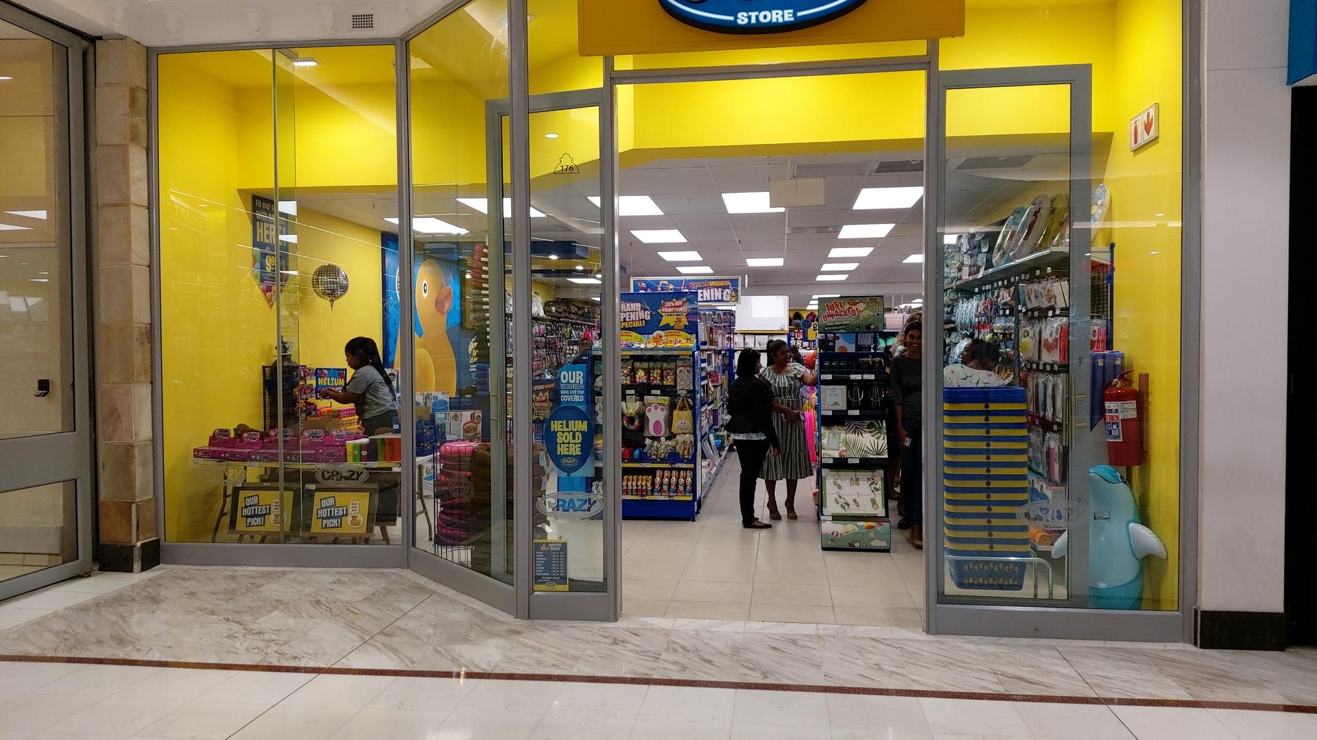 The Pavilion Shopping Centre, Durban