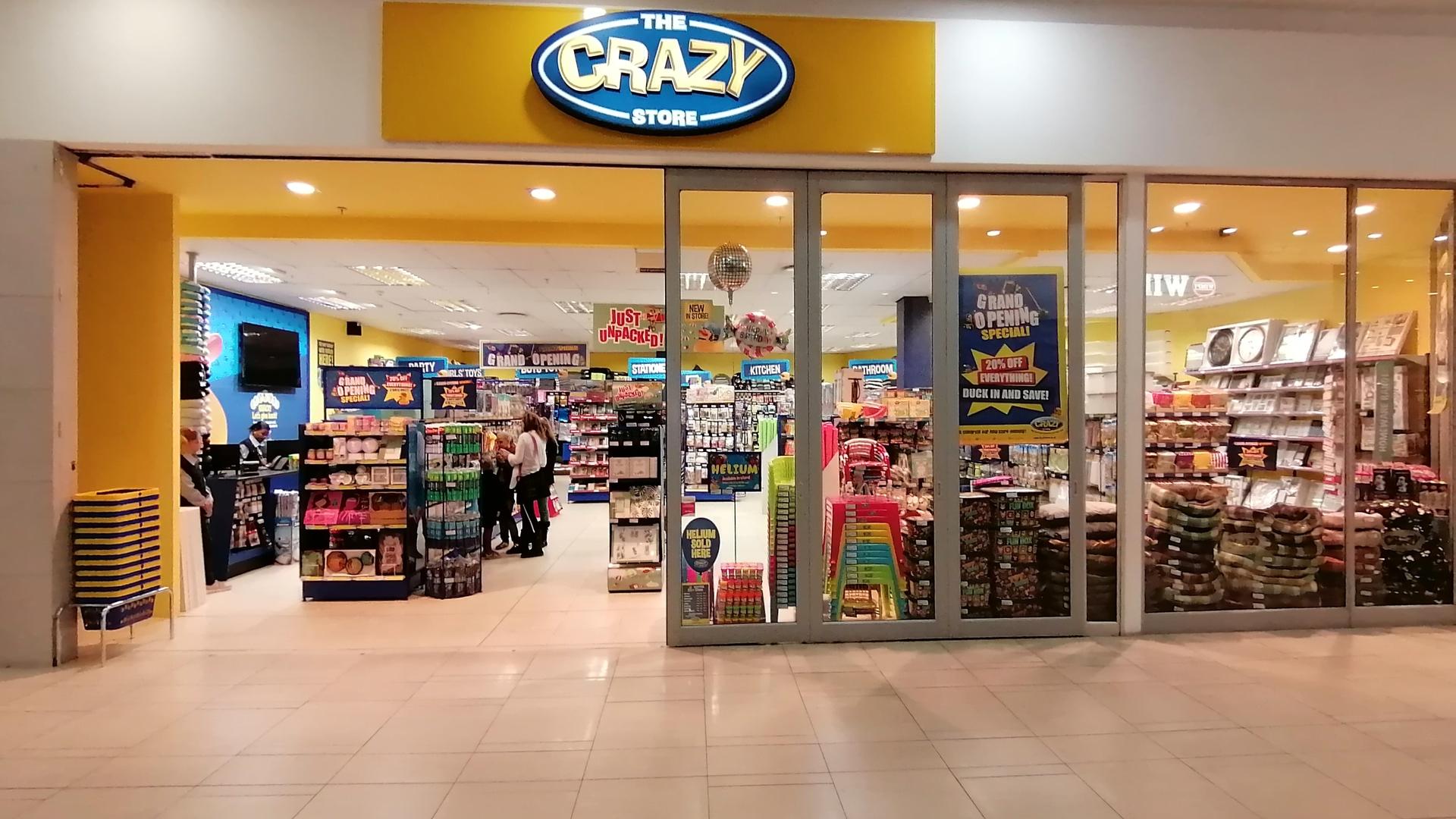 Secunda Mall, Secunda