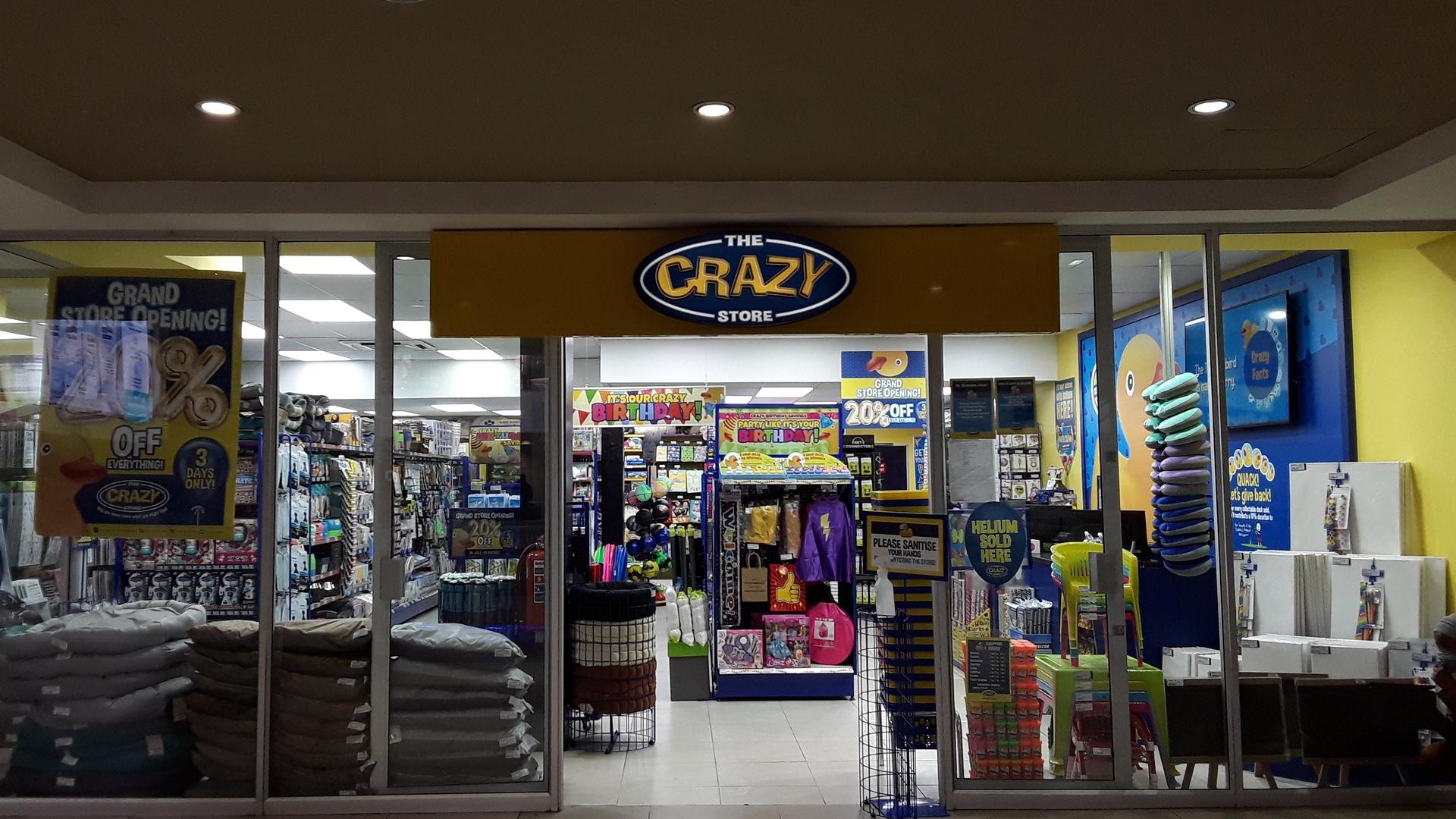 Bryanston Shopping Centre, Bryanston