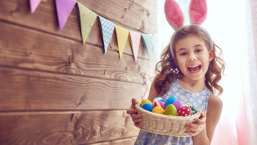 A guide to the perfect Easter egg hunt