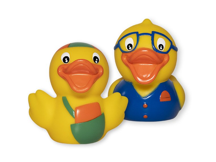 charity ducks