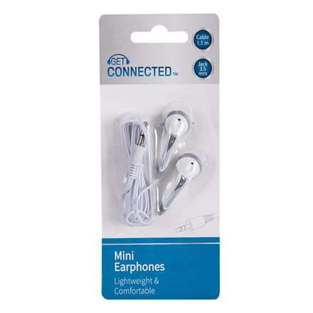 Lightweight Earphones