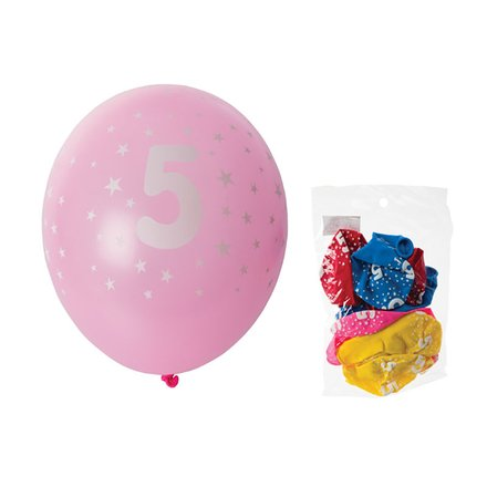 Balloons Suitable For Helium,Printed