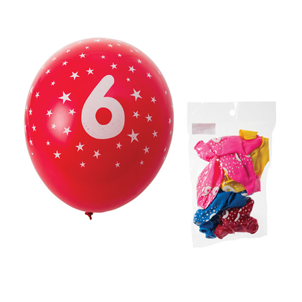 Balloon Suitable For Helium,Printed