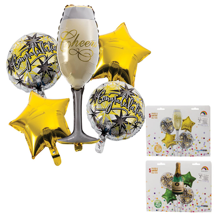 Celebration Balloon Bouquet