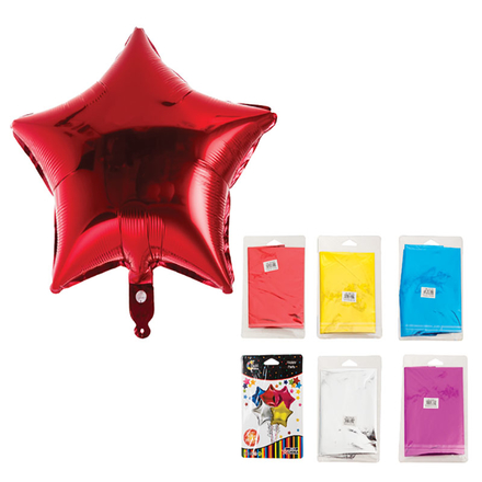 Star Helium FoiL Balloon