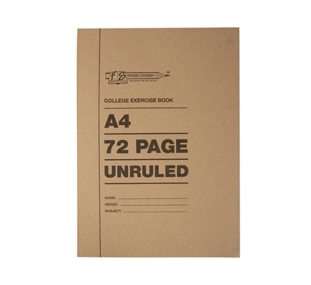 College Exercise Book