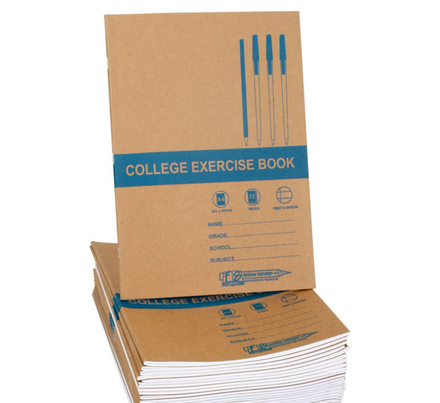 A4 College Exercise Book