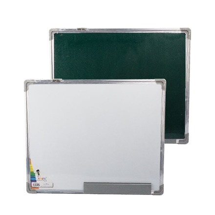 Dry Wipe Board & Chalk