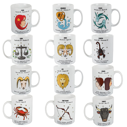 Horoscope Mug