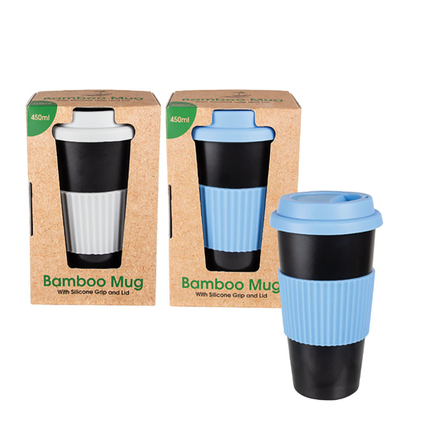 Bamboo Bio Degradable Mug