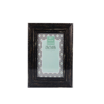 Plastic Stressed Design Picture Frame