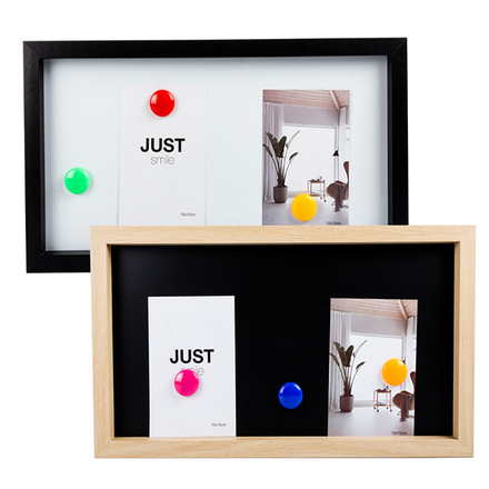 Picture Frame With Magnets