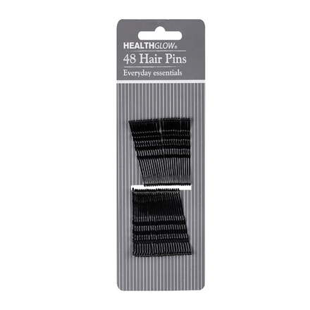 Black Hair Clips