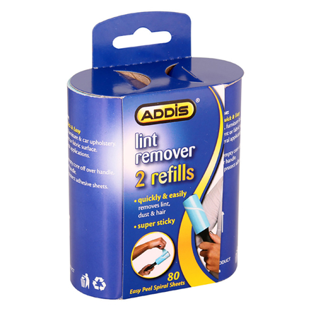 Addis Lint Removers Refill Pack