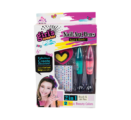 Nail Art & Polish Gift Set