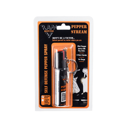 Pepper Spray Keyring
