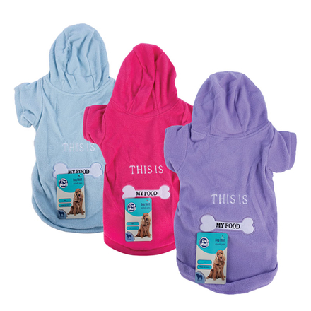 Pet Winter Shirt for Girls