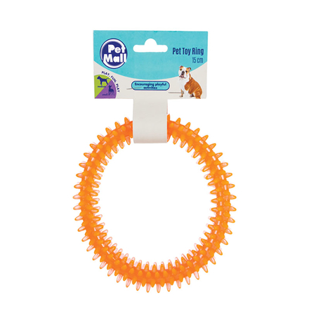 Dog Throw & Fetch Ring