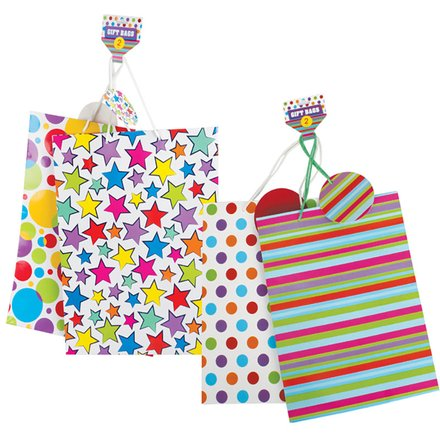 Everyday Gift Bag, Twin Pack Jmb