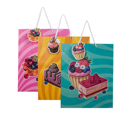 Large Tea Party Gift Bag