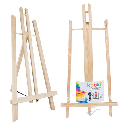 Wooden Desk Easel