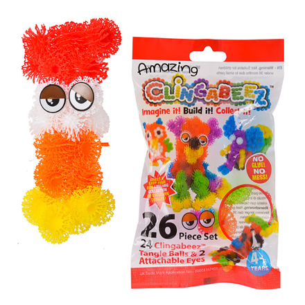 Clingabeez 26Pc