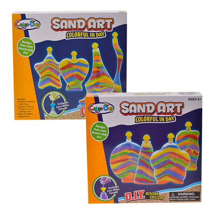 Bottle Sand Art Set