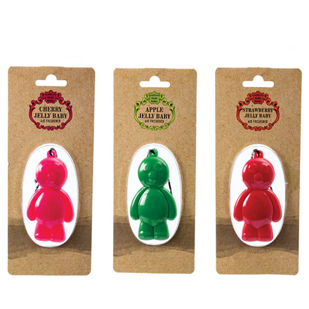 Air Freshener, Jelly Baby