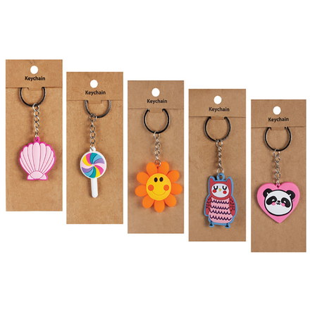 Key Chain Shapes