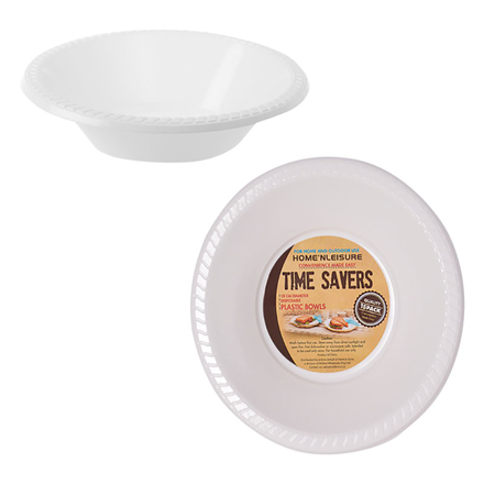 Disposable Picnic Bowls
