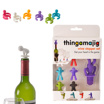 Thingamajig Bottle Stoppers And Markers