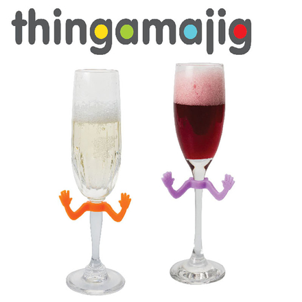 "Thingamajig Glass Marker ""Arms"""