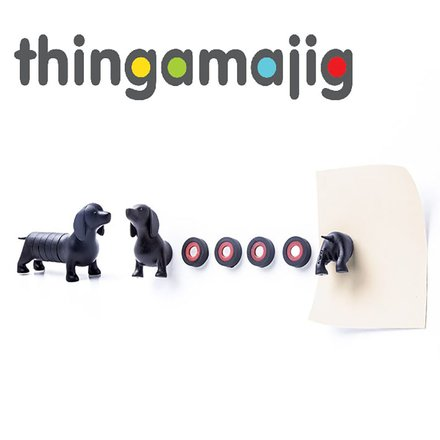 Thingamajig Magnetic Memo Holder