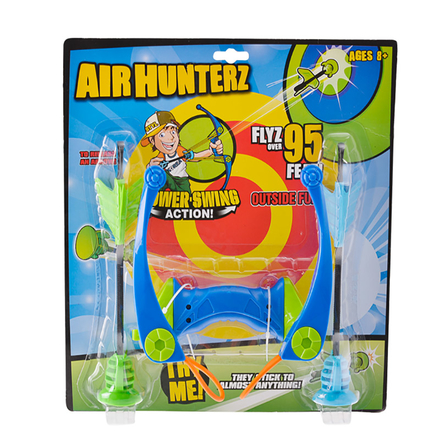 Air Hunter Bow & Arrow Set