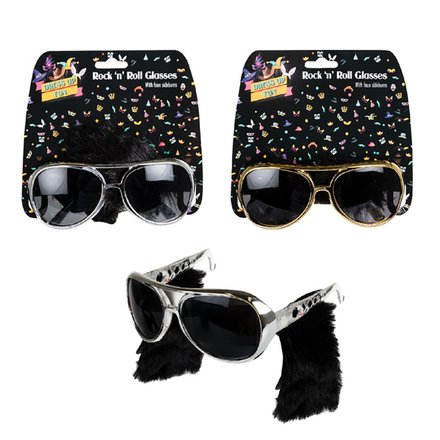 Rock n Roll Dress Up Glasses