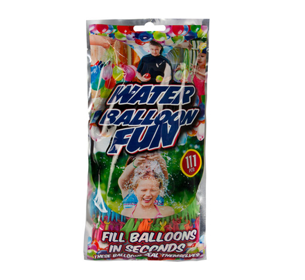 Easy Fill Water Balloons