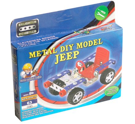 Jeep Constructor Set