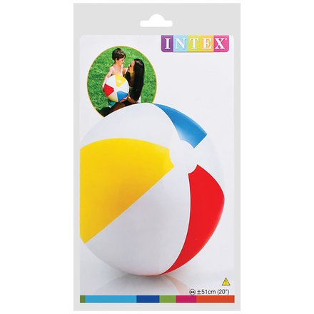 Intex Glossy Panel Beach Ball
