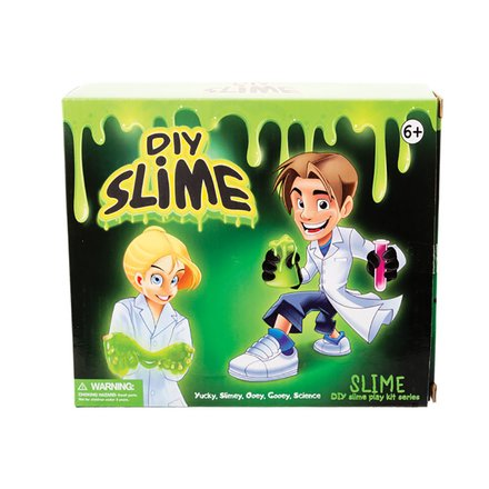 Do It Yourself Slime Lab