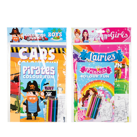 Colouring Fun Kit