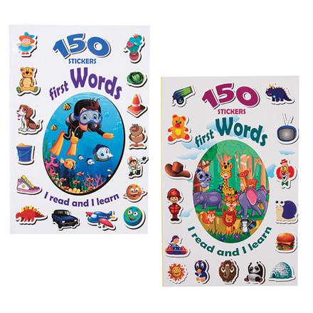150 Sticker Book