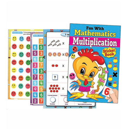 Fun With Maths Multiplication