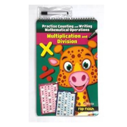 Let's Practice Multiplication & Division