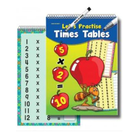 Let's Practice Times Table