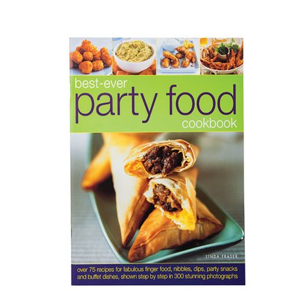 Best Ever Party Food Cookbook