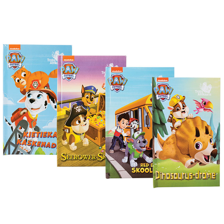 Paw Patrol Mini Reader