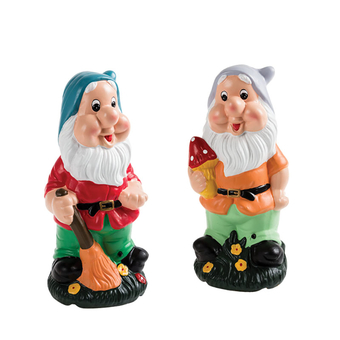 Ornamental Gnome, With Sound
